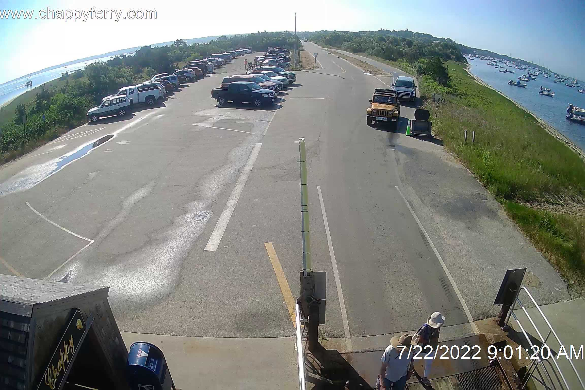 Chappy Ferry Webcam – Martha's Vineyard